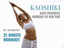 kaoshiki yoga workout